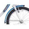 Vermont Kapitän - Vélo enfant 18 pouces - bleu/blanc
